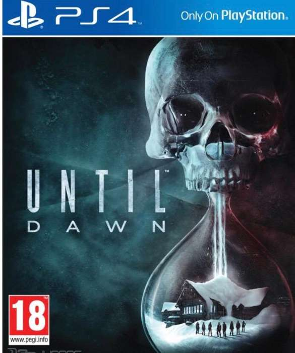 Until Dawn Y Fifa 18 Ps4