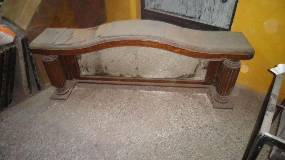 alzada de mueble de estilo