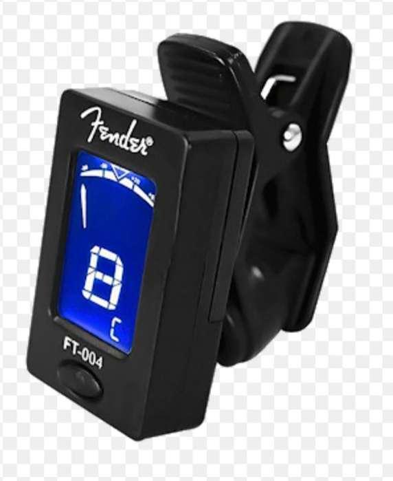 Afinador Tuner Fender Ft04