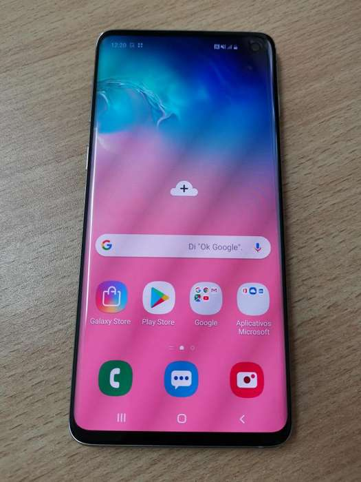 VENDO Samsung S10 128GB LIBRE IMPECABLE