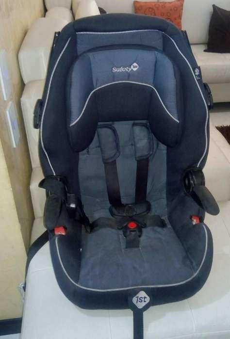 Carseat (Silla de auto) Safety1st para niños de 1-4 años