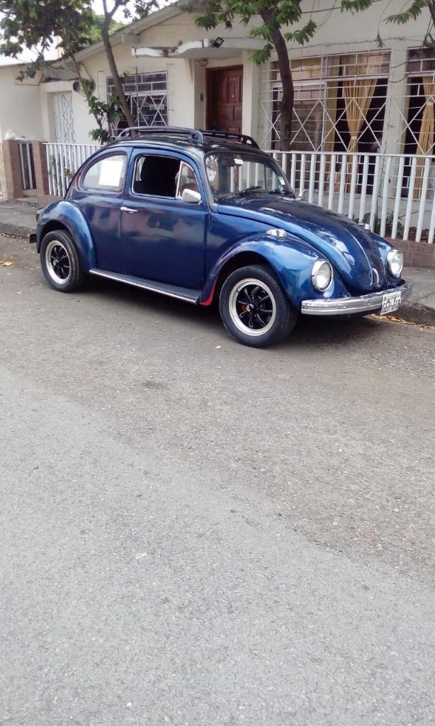 Flamante Volkswagen Escarabajo