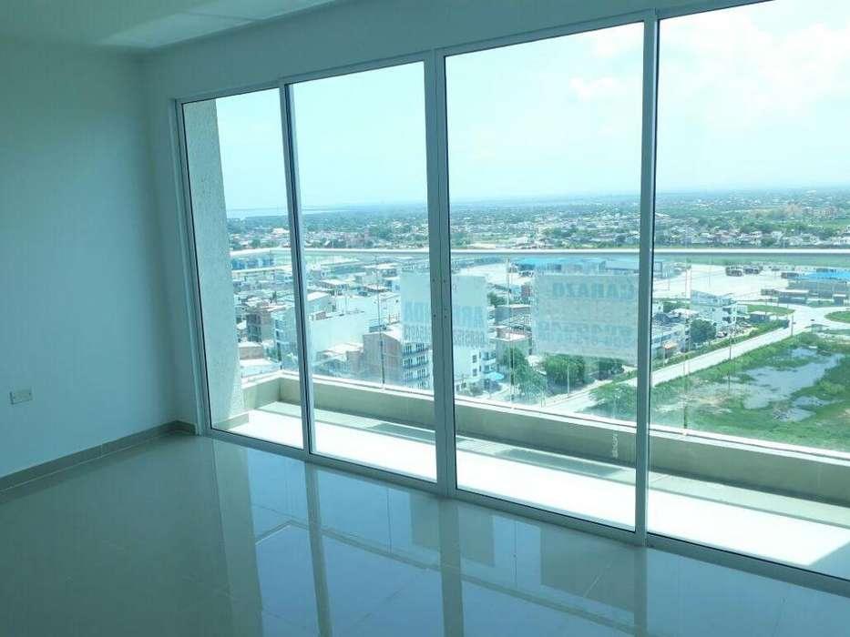 Arriendo <strong>apartamento</strong> comodo, excelente vista en abetos cartagena