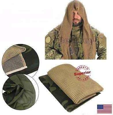 Los E.e.u.u. Ejército Militar Táctico Malla Camuflaje De