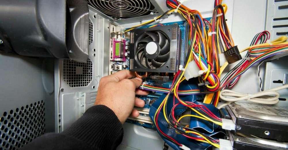 Reparacion de Computadores. Camaras Vigi