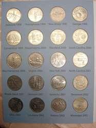 Coleccion de 25 Centavos