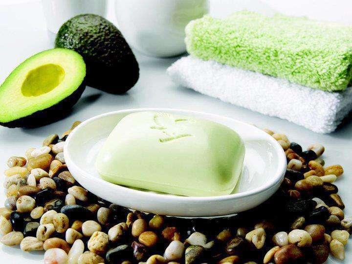 Jabon de aguacate Avocado Face Body Soap de Forever Living Products