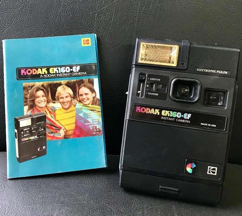 Kodak Ek160Ef / Cámara Instantánea