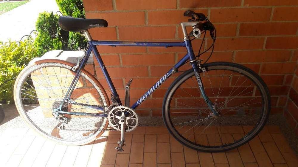 Vendo Bicicleta Semicarreras