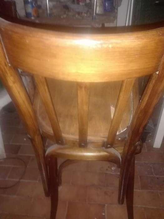 <strong>silla</strong>s de Madera Muy Buenas
