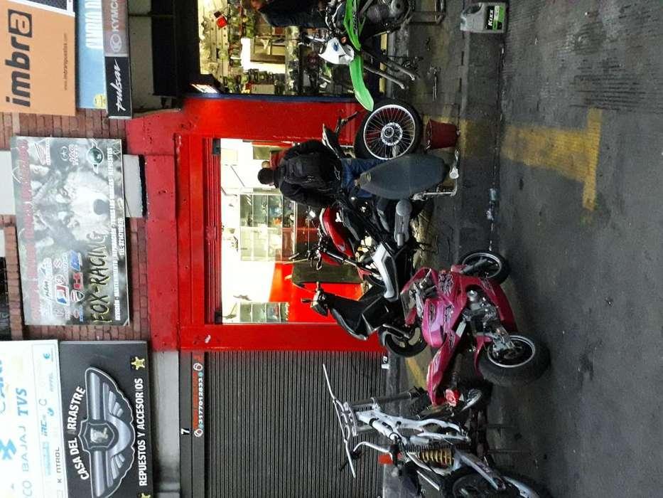 VENDO TALLER DE MOTOS calle 17 No. 15-60 Bogota