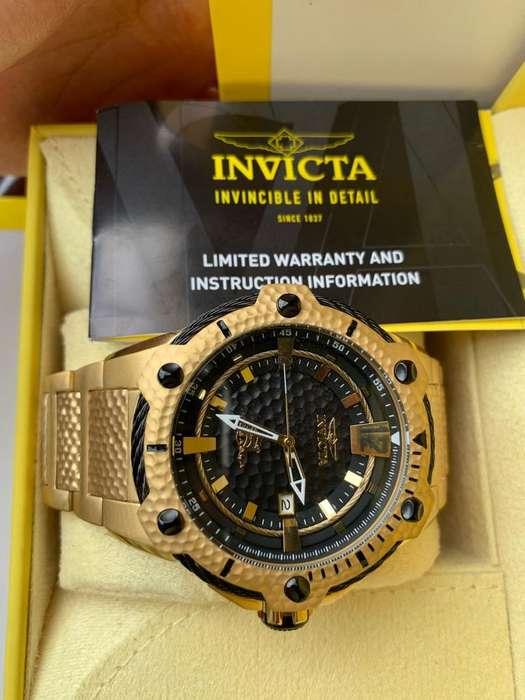Reloj Marca Invicta