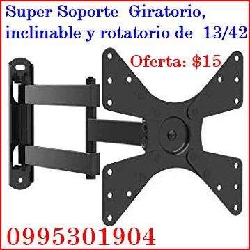 Super Soporte Giratorio 13/42 a 15