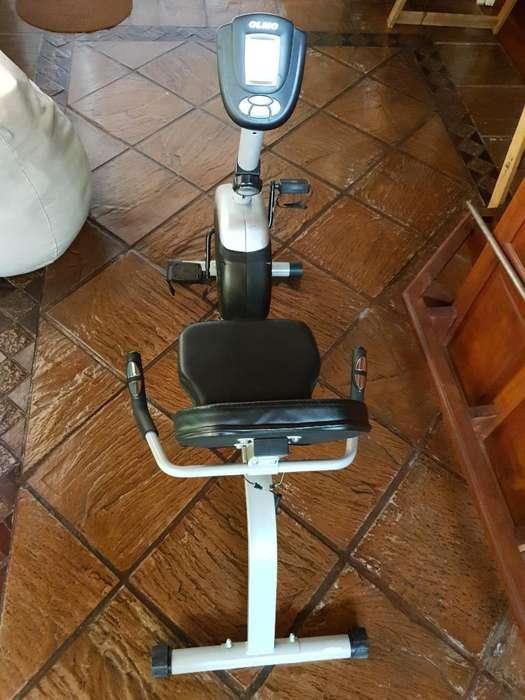 Bicicleta Fija Olmo Magnetica