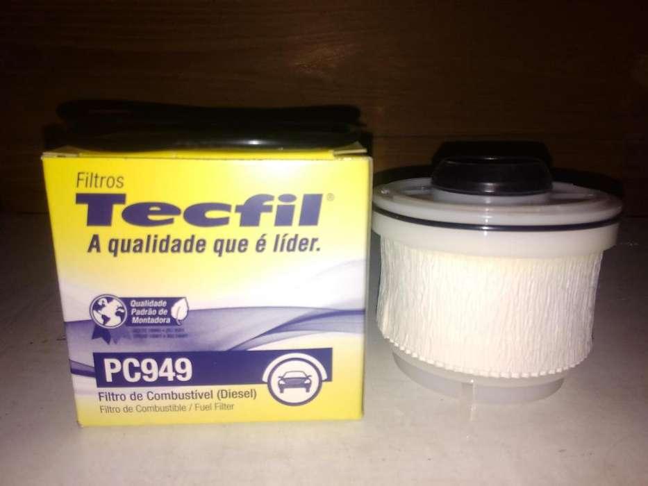 Filtro Gasoil Tecfil Pc 949 mann Pu835x Para Toyota Hilux