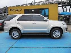 Toyota Fortuner Mod 2012