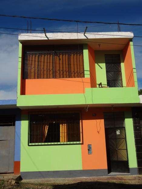 Hermosa casita en venta, de dos pisos, SATIPO JUNIN,