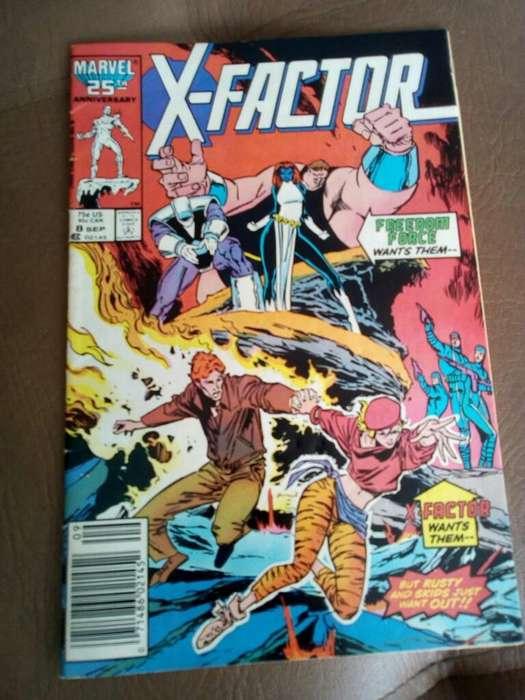 Comic Marvel Original - X Factor