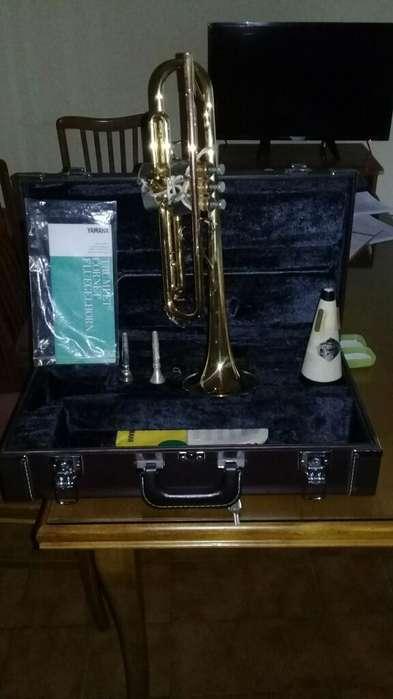 Vendo Trompeta Yamaha Ytr 6310 Japan