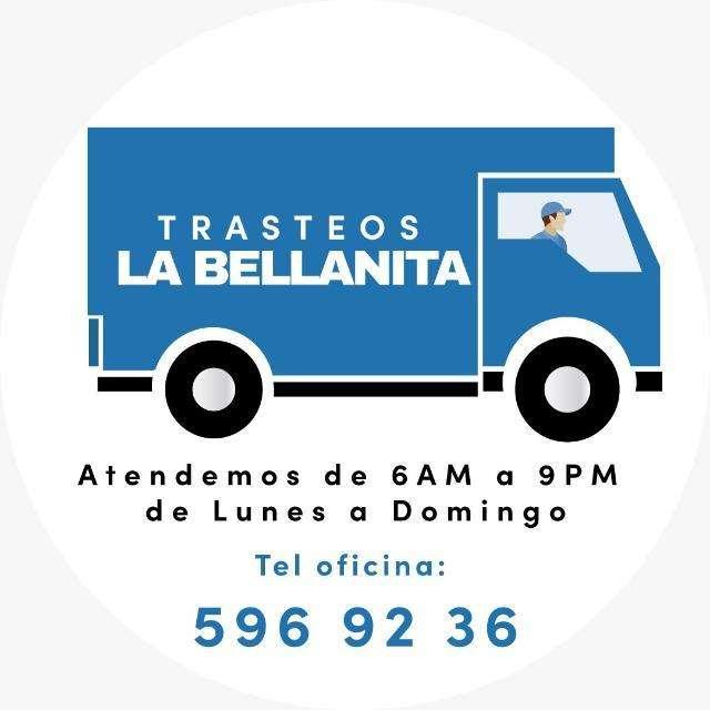 Trasteos La Bellanita 596 9236 - 3017544454 Mudanzas Medellín