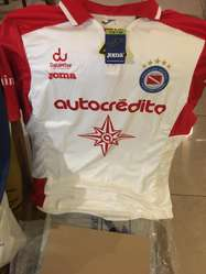 Camiseta Argentinos Juniors Joma Alternativa 2016