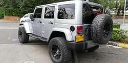 Jeep Wrangler Un Límited Edición Sahara