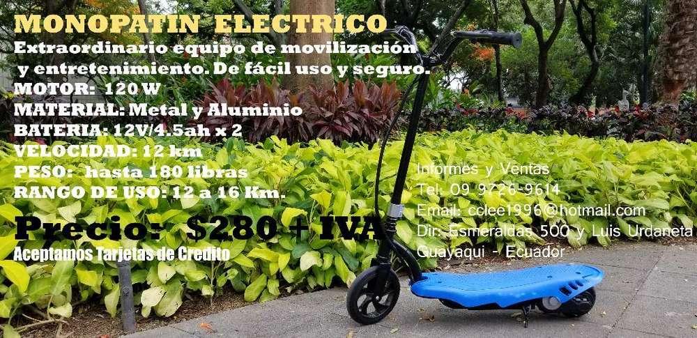 Monopatin Electrico