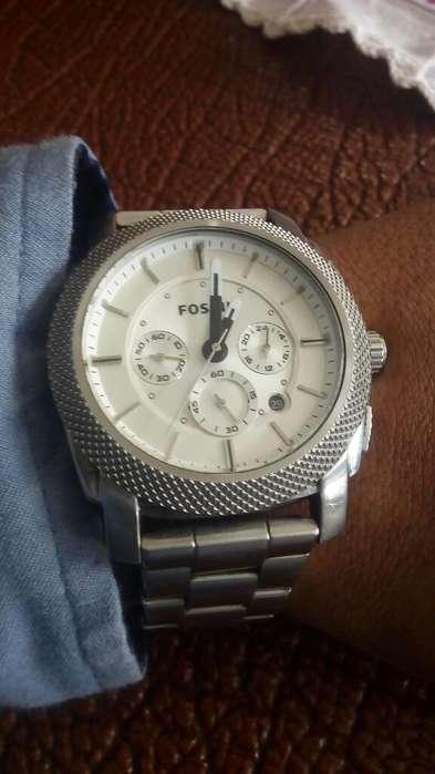Vendo Reloj Fossil Original Único Dueño