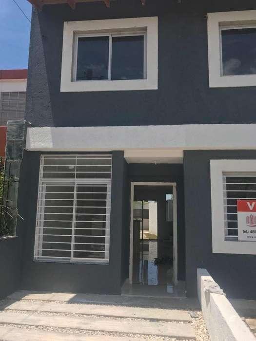 Duplex en Altos de Villa Cabrera a estrenar