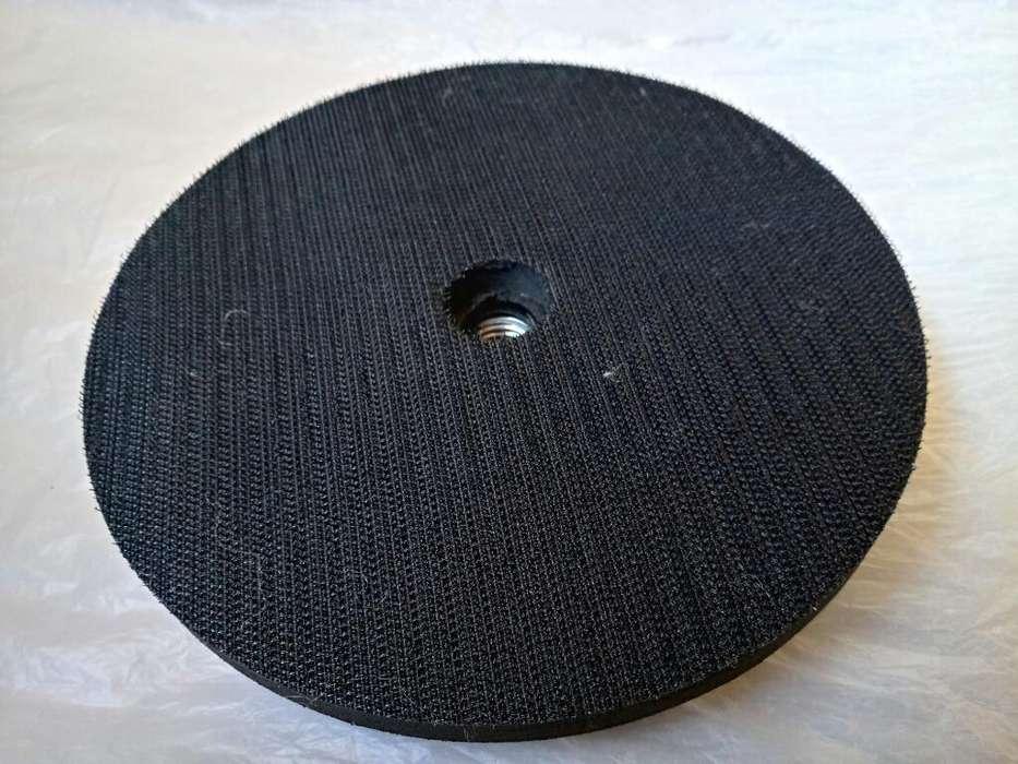 Pomo Base Velcro Polichadora