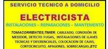 ELECTRICISTA MUY RESPOSABLE
