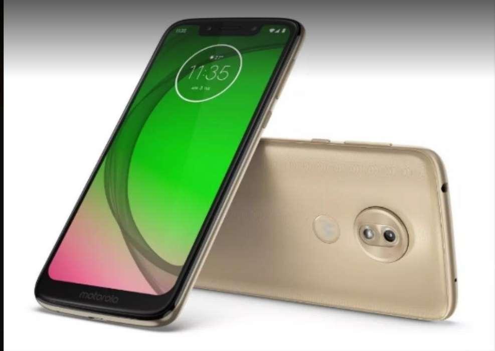 Vendo Motorola G7 Play Nuevo con Manos L
