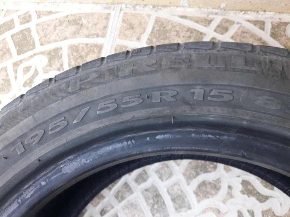 Vendo cubiertas Pirelli P7