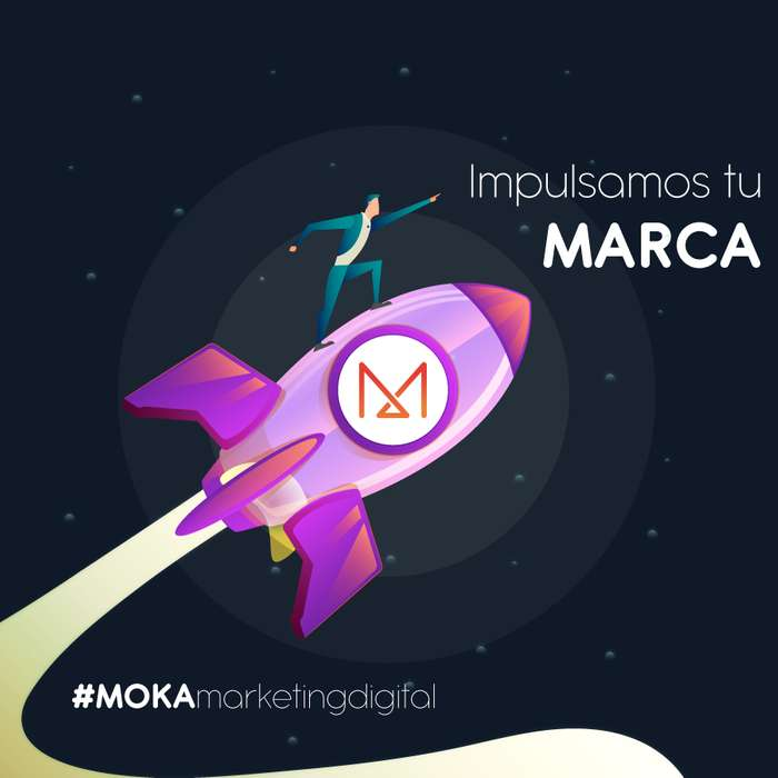 Impulsa Tu Marca con Moka Marketing