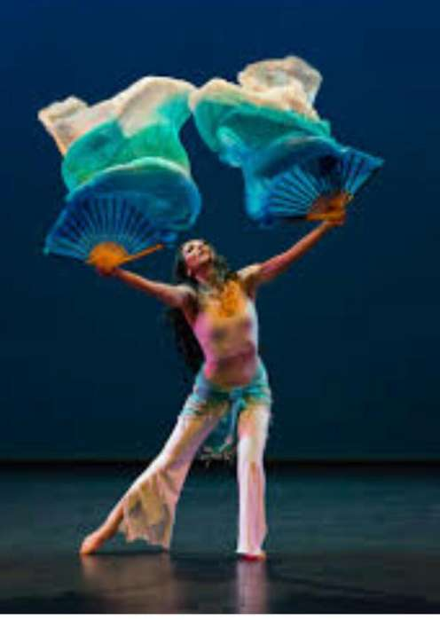 Danza Árabe Nivel Iniciam
