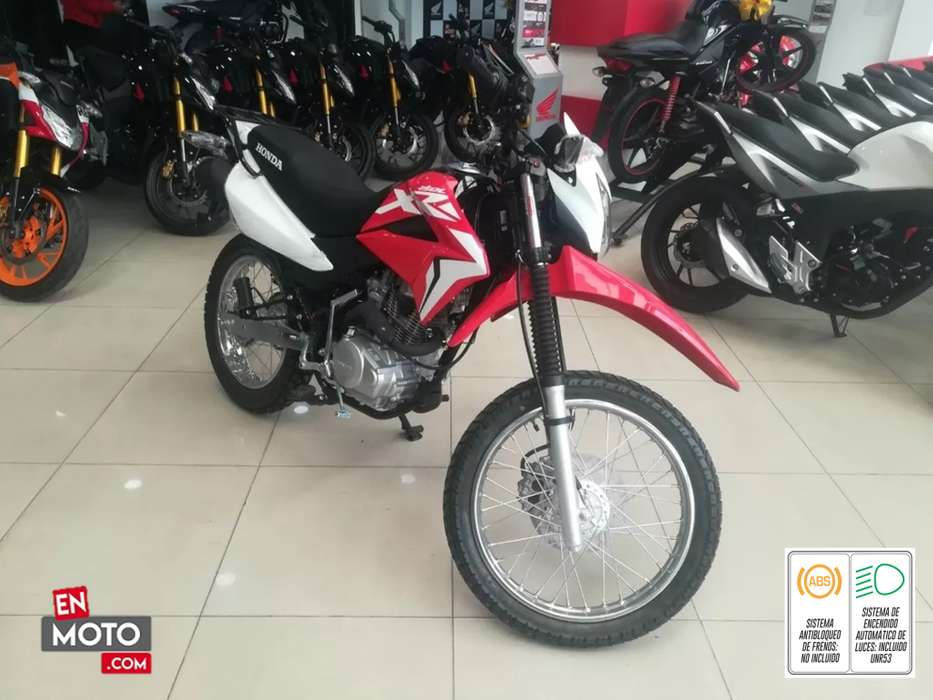 moto <strong>honda</strong> xr150l cuota inicial desde 100.000