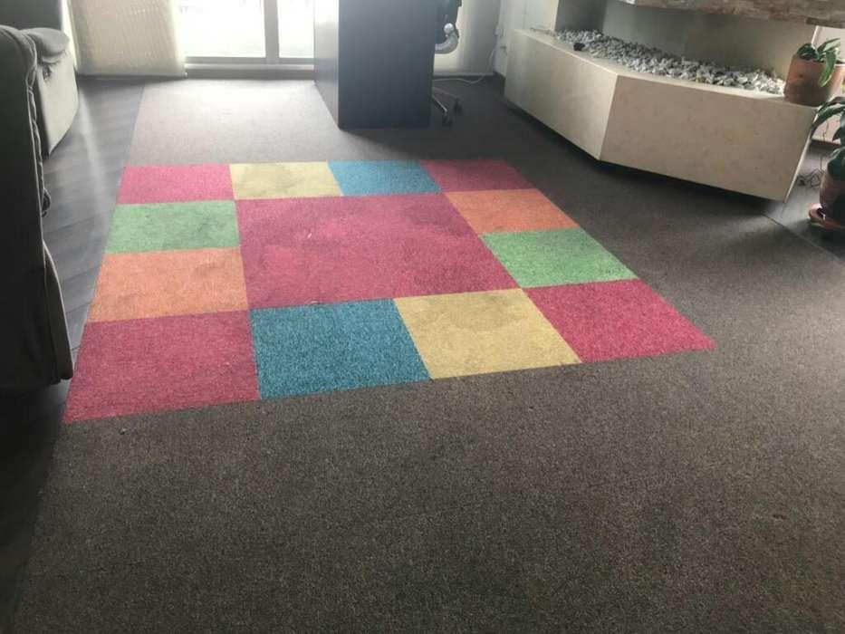 Limpieza de Mueble de Sala.tapetes