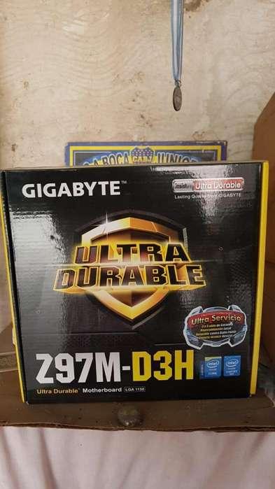 Motherboard Gigabyte Z97m - D3h
