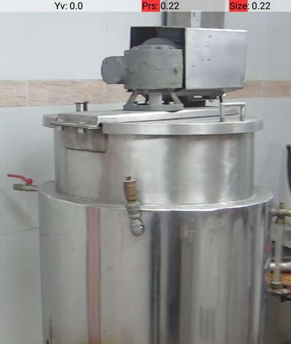 Marmita 120 L