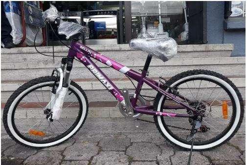 Bicicleta Primaxi Bella Aro 20
