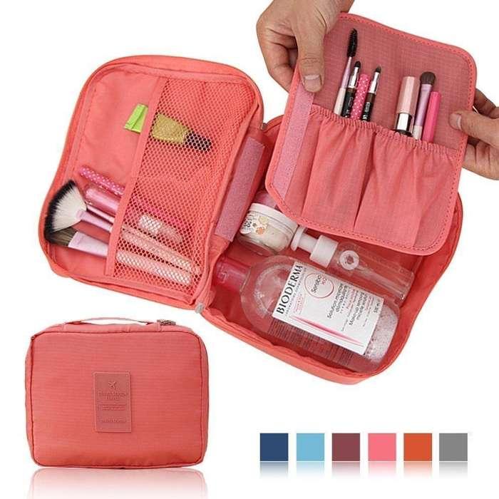 OFERTA: neceser 1 cartuchera porta cosmeticos de regalo