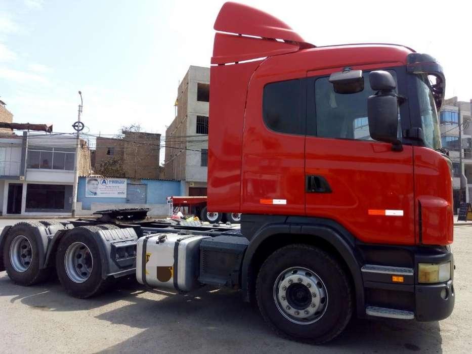 Vendo Tracto Scania