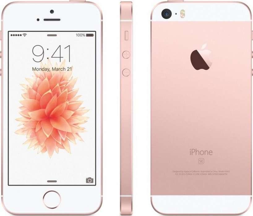iPhone 5 SE Rosado