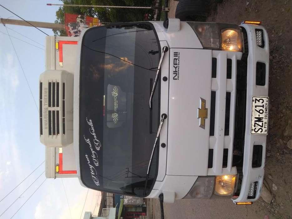 Vendo Camión Nkr Iii Reward Refrigerado