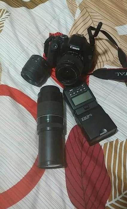 Vendo Camara Canon