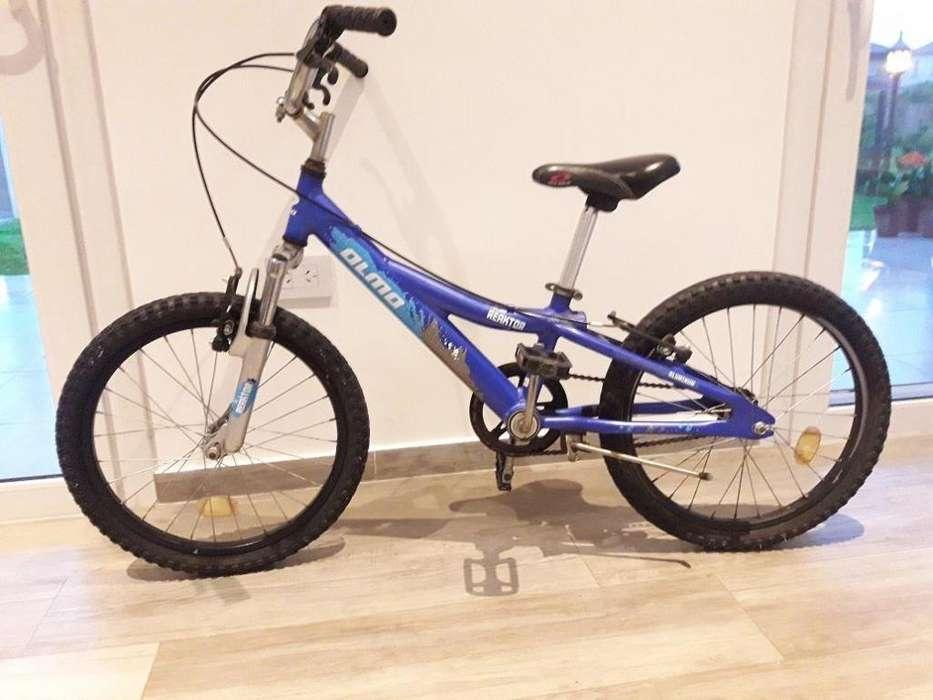 Bicicleta Olmo Reator Rodado 20