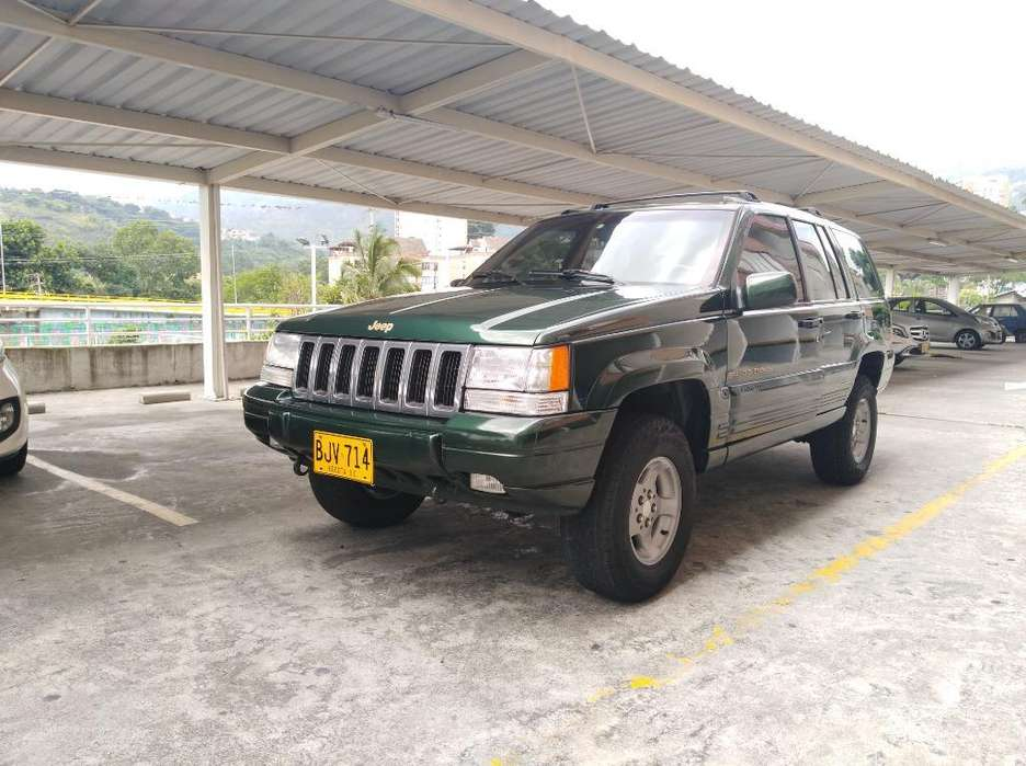 <strong>jeep</strong> GRAND CHEROKEE 1998 - 260000 km