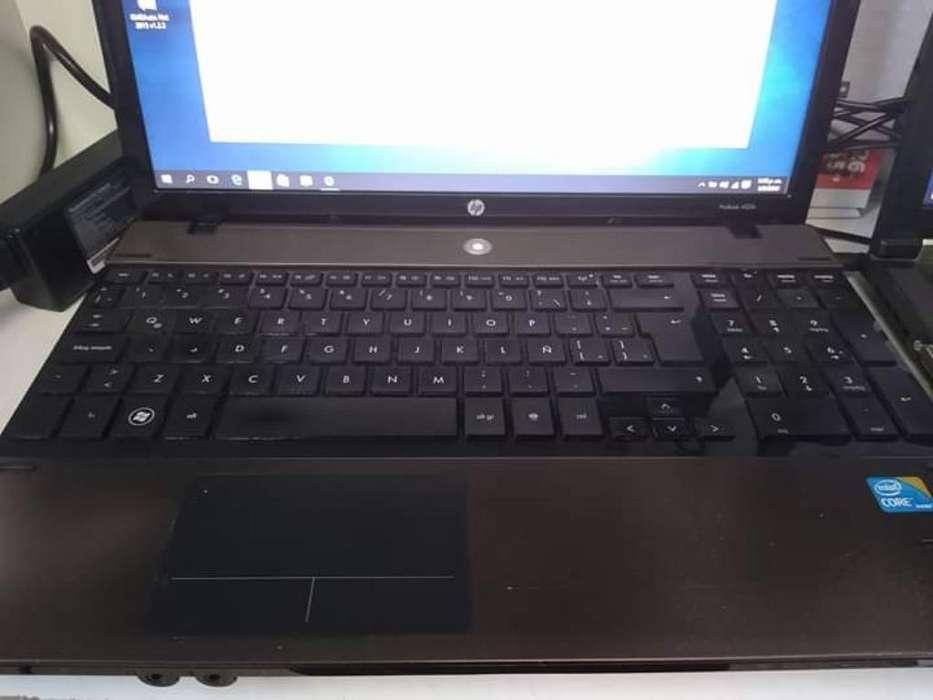 Notebook Hp Core I3 4 Gb 500 Bat Nueva