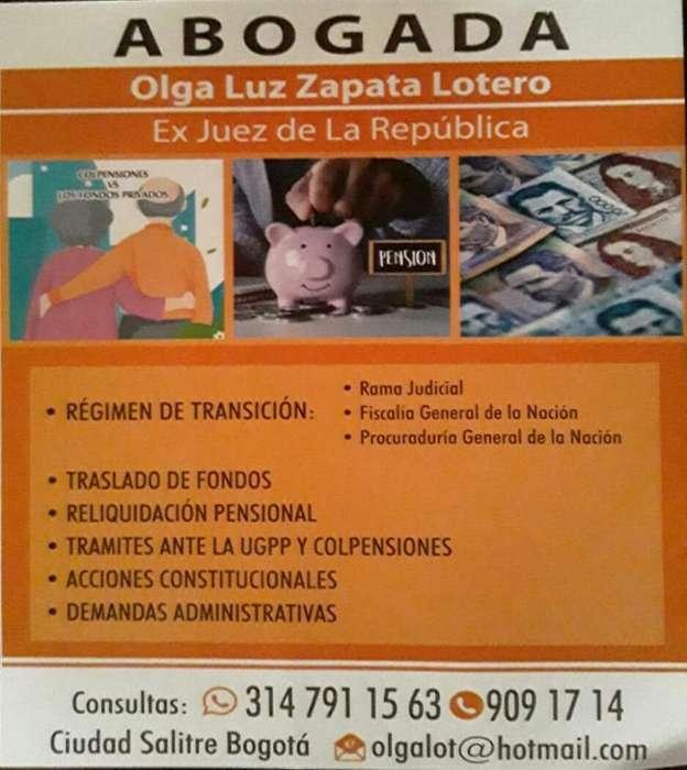Abogado Seguridad social y pensiones.