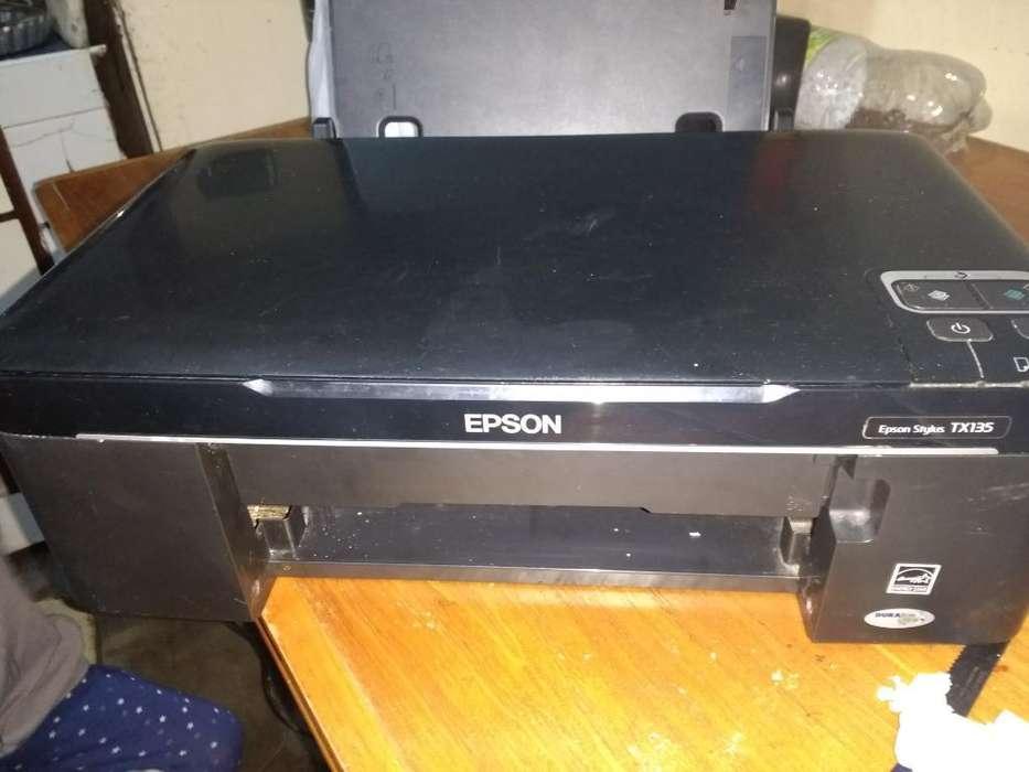 Vendo Impresora Epson Stylus 135